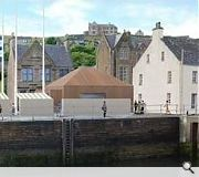 Orkney Island's Council are keen to revitalise the historic core of Stromness