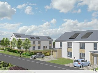Dundee to receive 32 new affordable homes