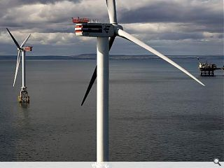 £3bn Beatrice offshore wind farm wins approval