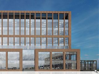 JPMorgan Chase confirm new 270,000sq/ft Glasgow HQ