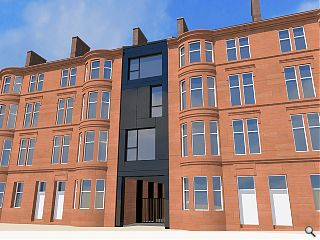 Dormant tenement infill to move back on-site