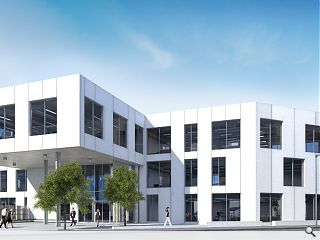 Clyde Gateway begin marketing Albus office scheme