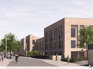 Infill family homes to put Tollcross streets ahead