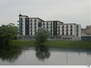 Inverness hotel plan recommended for approval