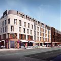 Leith Walk proposal sheds student rooms to woo planners