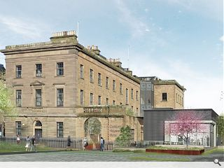 Dundee Custom House to be turned into five-star hotel