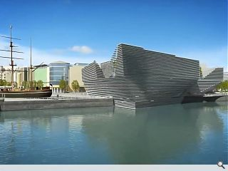 Dundee waterfront planning and design guidelines published