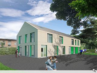 Rising rolls prompt Liberton Primary extension