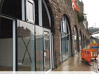 Staran Architects apply finishing touches to Waverley Arches