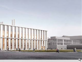 Old Aberdeen looks to the future with £35m Science Hub
