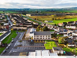 Hurlford amenity housing boosts independent living