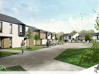Twin Perthshire social housing projects advance