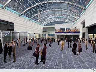 Haymarket Station revamp to get under way