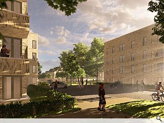 Edinburgh council house programme to deliver 142 Muirhouse homes