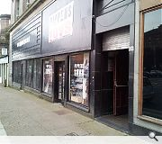 Urban Realm's plush Gallowgate office sits in the heart of Glasgow's sought after east end.