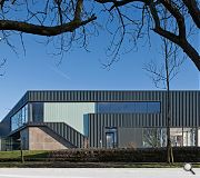 Castle MacLellan Foods by Taylor Architecture Practice