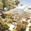 Foster + Partners designed Maggie's Centre to move on-site