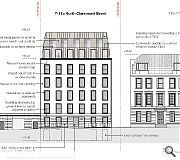The remains of an existing tenement will be cleared to make way for the build