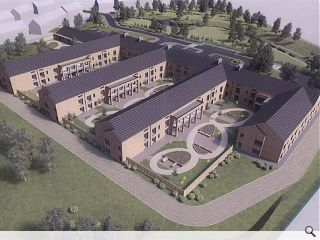 150-bed Pollok care home plan surfaces