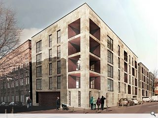 Former Partick school to house 60 new homes