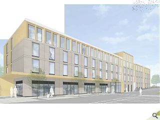 Inverness Airport Hotel lands in planning