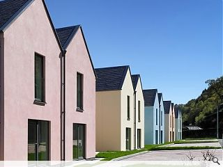Tigh-Na-Cladach launch marks first affordable Passivhaus homes