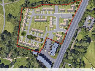 49 homes outlined in Hogganfeld Loch masterplan