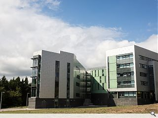 RGU unveil new look Scott Sutherland School of Architecture & the Built Environment