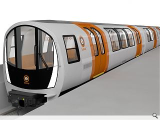 SPT unveils new generation of driverless subway train