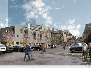 'Surgical' intervention to bring a fresh lease of life to Leith estate