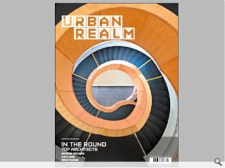 Urban Realm, New Year edition, is out now!
