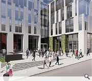 A new public square and enhanced public realm will better integrate the site with the city centre