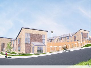 Saltcoats expansion to deliver 24 new homes