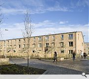 Leith Fort - Collective Architecture & Malcolm Fraser Architects (c) Gillian Hayes