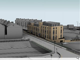 Dennistoun apartments knocked back by planners