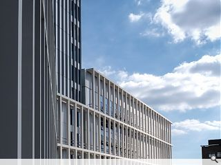 Glasgow City Campus in running for 2017 Stirling Prize