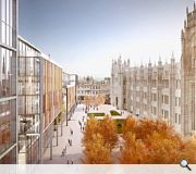 Marischal Square will become a hub of civic life