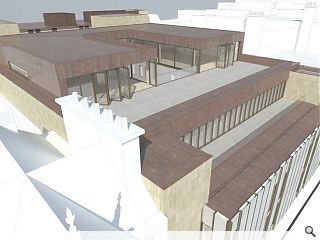 Big change in store for Princes Street