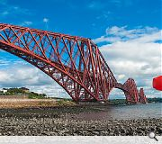 A consultaion has been launched into making the Forth Rail bridge a World Heritage site