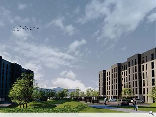 Springfield Properties head east with 237 home Dalmarnock development
