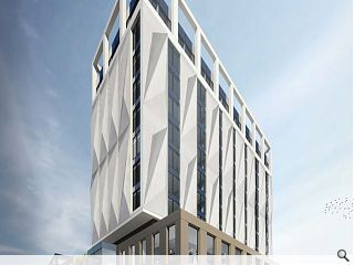 Crumbling Glasgow office tower set for student housing transformation