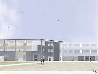 Approval granted for Stirling University academic centre