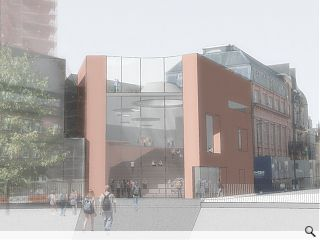 Dundee High School launches arts centre fundraising drive