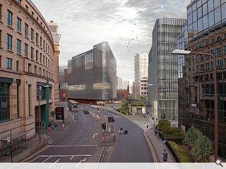 Mixed-use trio to adorn Edinburgh's Exchange District