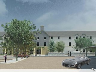 Tomatin hotel and retail court to cater for A9 travellers