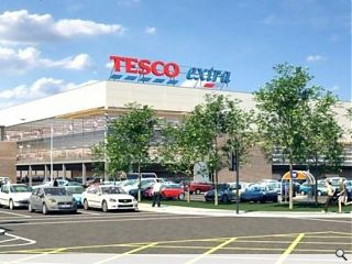 Tesco gain approval for Paisley store