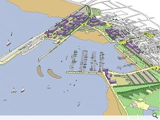 Stranraer waterfront strategy drawn up