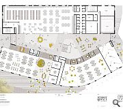 Both schools will share a common atrium space