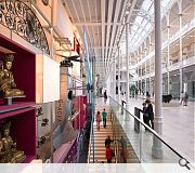National Museum of Scotland, Gareth Hoskins. Andrew Lee Photography