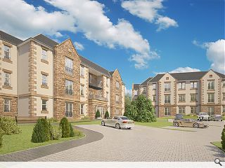 Plans lodged for Dornoch holiday apartments